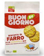 Špaldové keksy s mandľami BIO 250g La Finestra