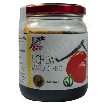 Uchida japonský ryžový celozrnný slad 400g La Finestra