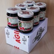 Višňový džem TOP BIO 6 x 210g Agritur