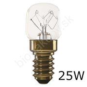 Žiarovka náhradná do soľnej lampy E14S 25W