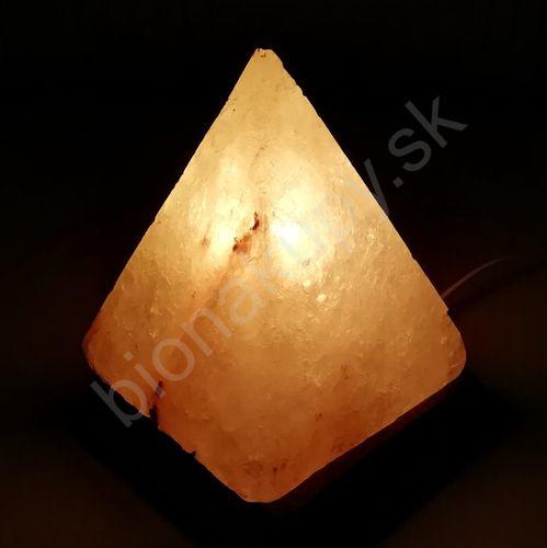 Soľná lampa - Pyramída 2kg La Finestra